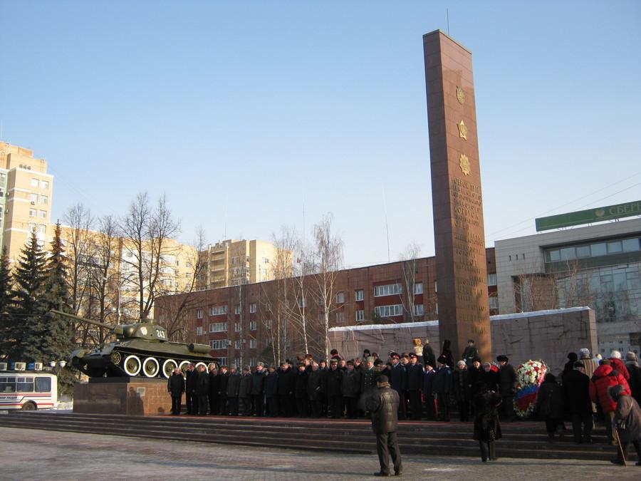 В Перми отдали дань уважения и памяти защитников Отечества - фото 17
