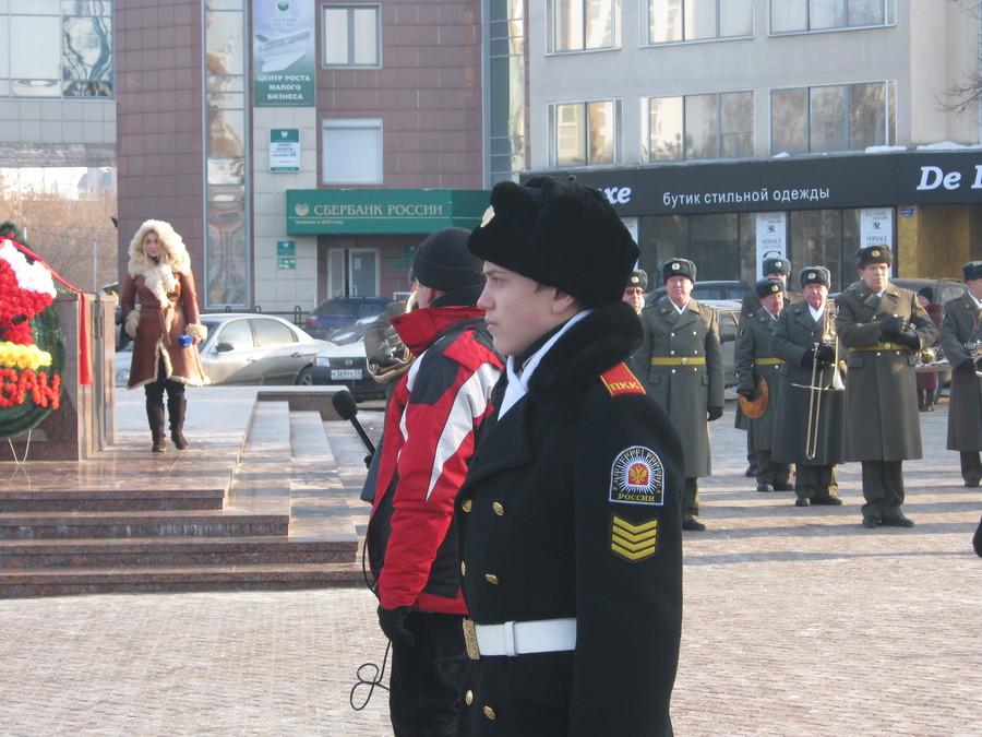 В Перми отдали дань уважения и памяти защитников Отечества - фото 18