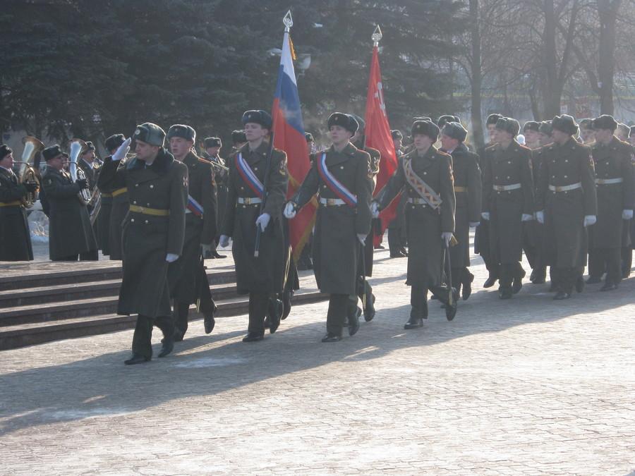 В Перми отдали дань уважения и памяти защитников Отечества - фото 21
