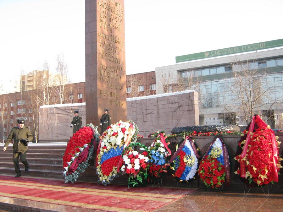 В Перми отдали дань уважения и памяти защитников Отечества - фото 27