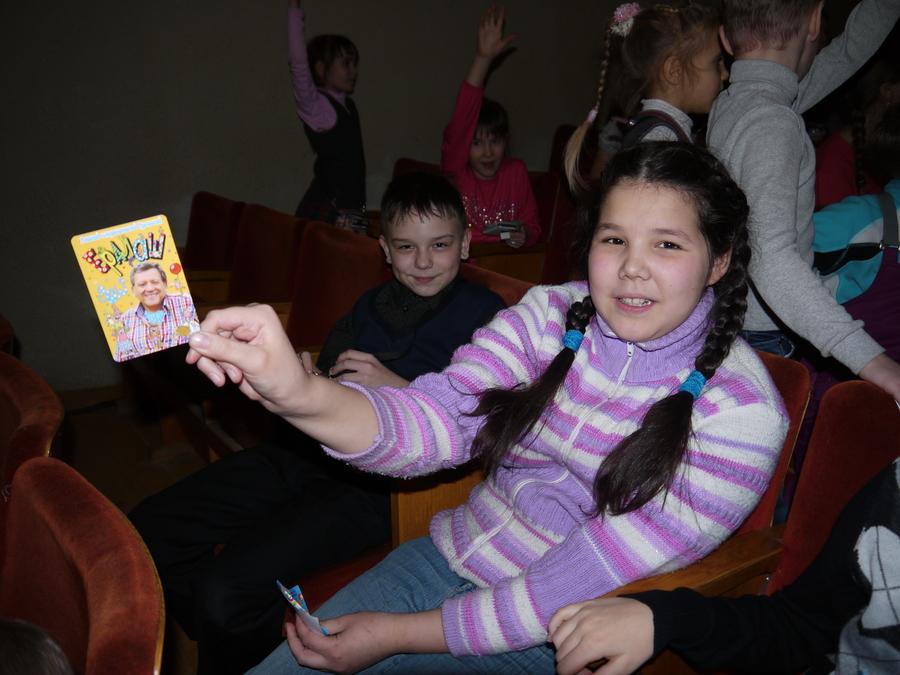 Борис Грачевский встретился с пермскими школьниками
