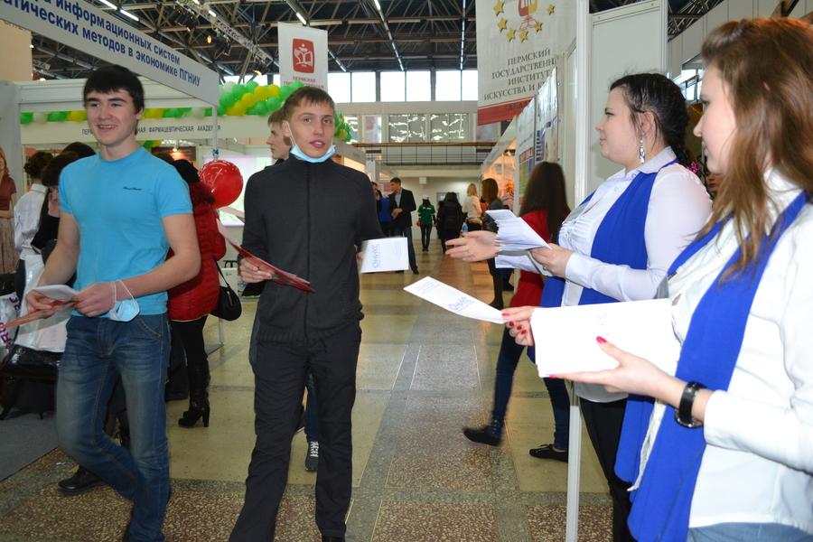 В Перми - ажиотаж на выставке «Образование и карьера» - фото 11