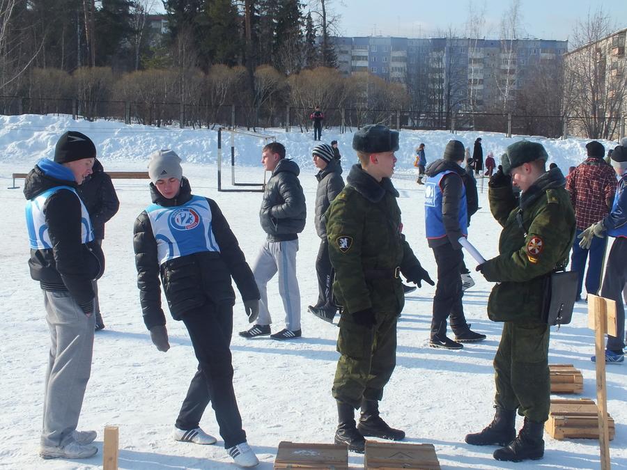 В Перми во время карантина прошел военно-спортивный праздник