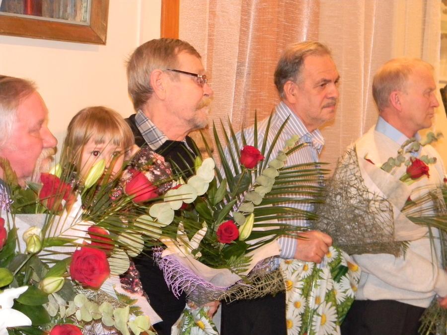 Березниковская  «Пятёрка» отпраздновала свой юбилей.