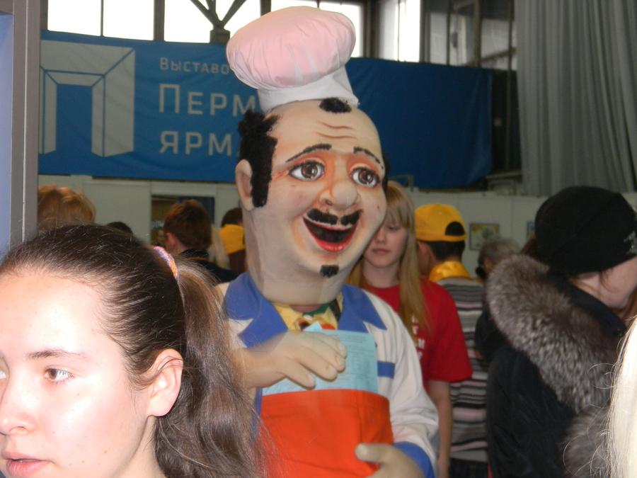 В Перми на выставке «Образование и карьера» посетители ловили кайф