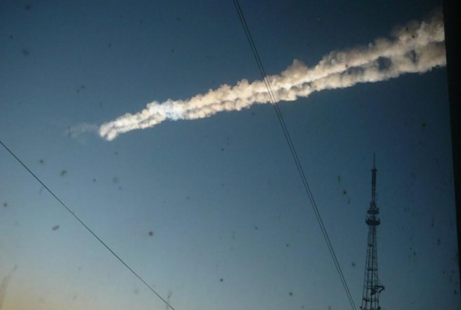 Метеорит упал в Челябинской области