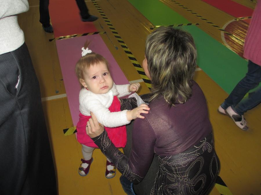 В Березниках младенцы мерялись силенками - фото 1