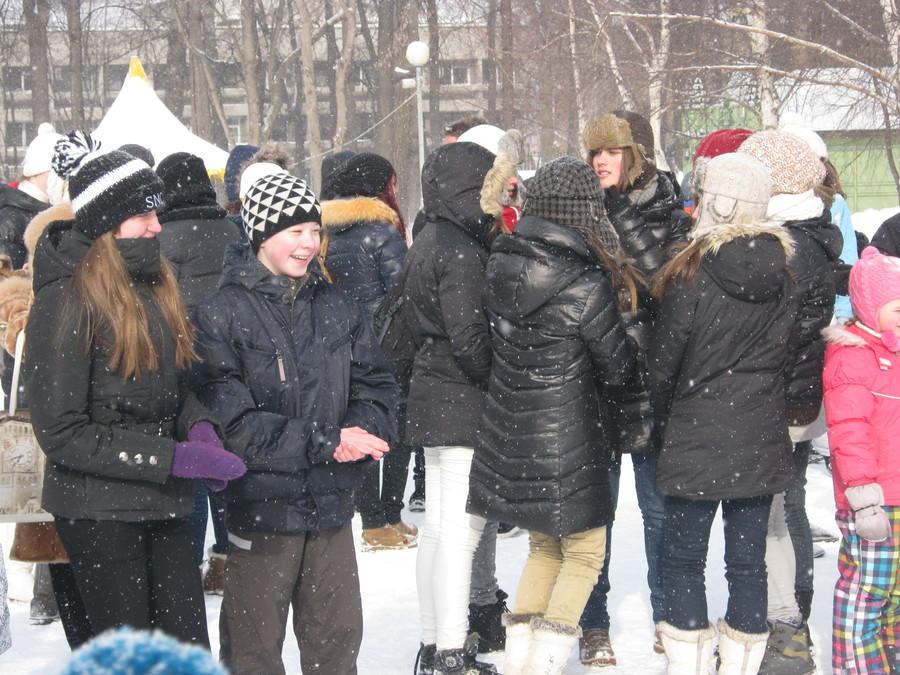 В Перми прошел флэш-моб по-французски