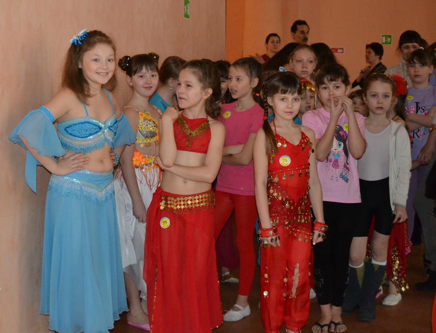 В Перми прошел фестиваль-турнир детской йоги «Камские ласточки»