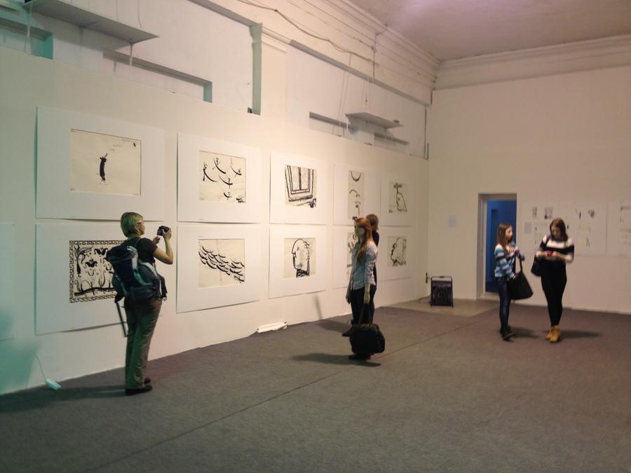В Перми открылась выставка «Разговоры с ЮГ» - фото 6