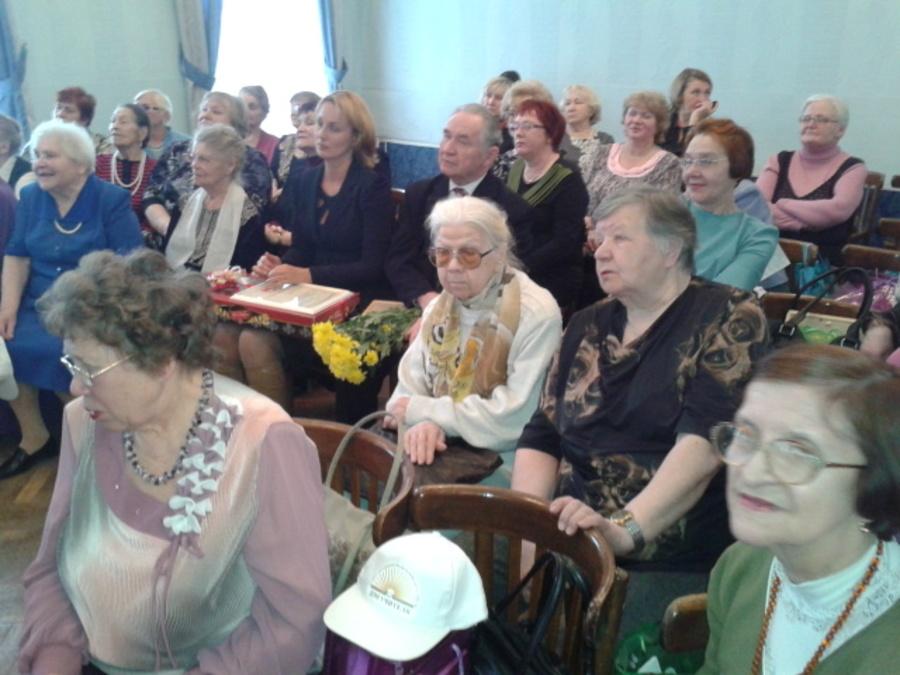 В пермском доме Учителя отпраздновали юбилей