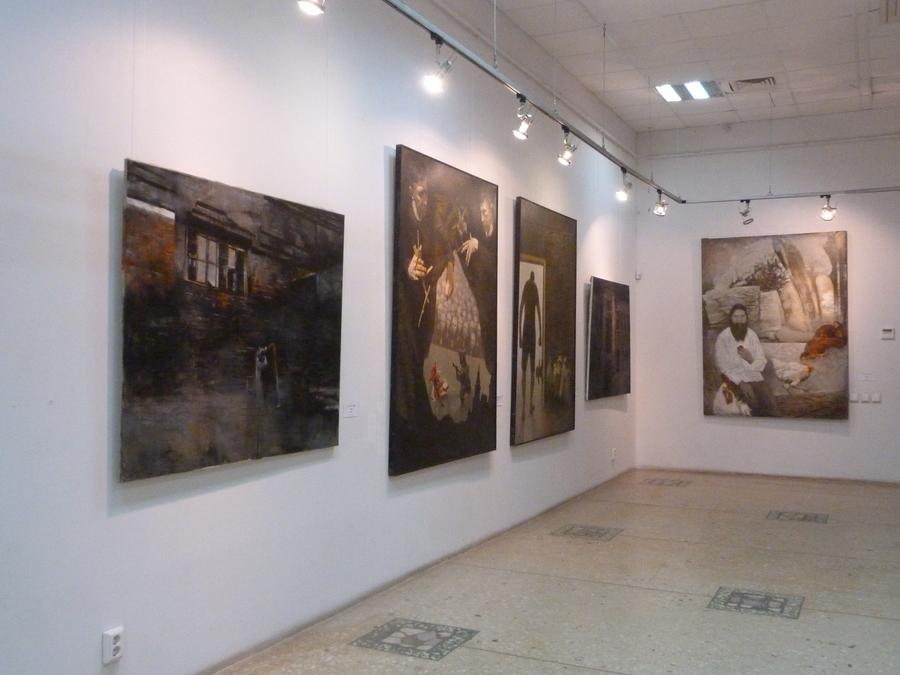 В Центральном выставочном зале Перми открылась «мрачная» выставка - фото 1