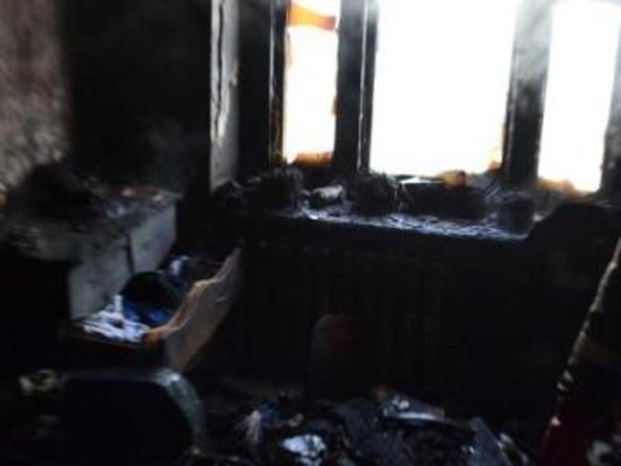 В Перми из горящей пятиэтажки эвакуировано 56 человек - фото 1