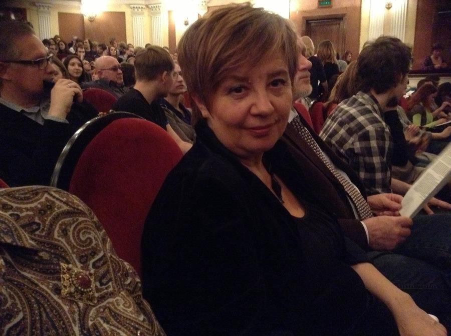 В полночь в театре пермяки встретились с умершими поэтами