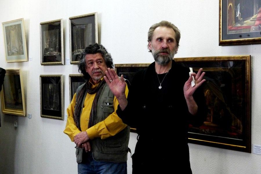 В Перми сегодня чтили талант театрального художника - фото 3