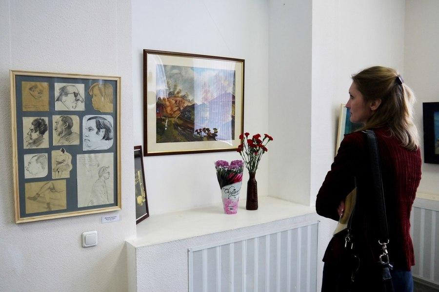 В Перми сегодня чтили талант театрального художника - фото 5