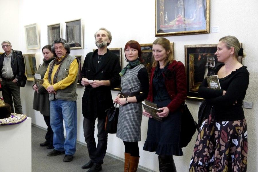В Перми сегодня чтили талант театрального художника - фото 8