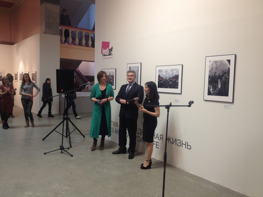 В Перми открылась выставка «Лучшие фотографии России»