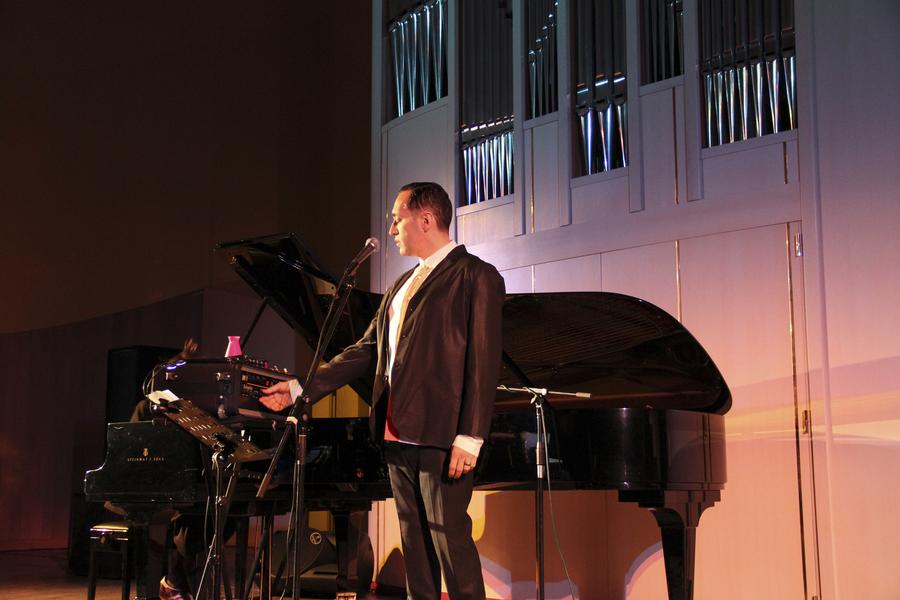 Магический джазовый дуэт посетил Пермь