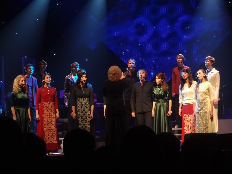 В Перми советские песни  сразились с «ерундой на постном масле» - фото 3
