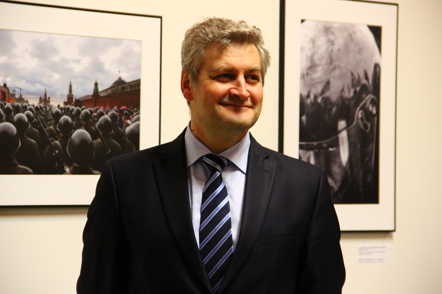 Фотопересказ 2012 года в музее PERMM - фото 9