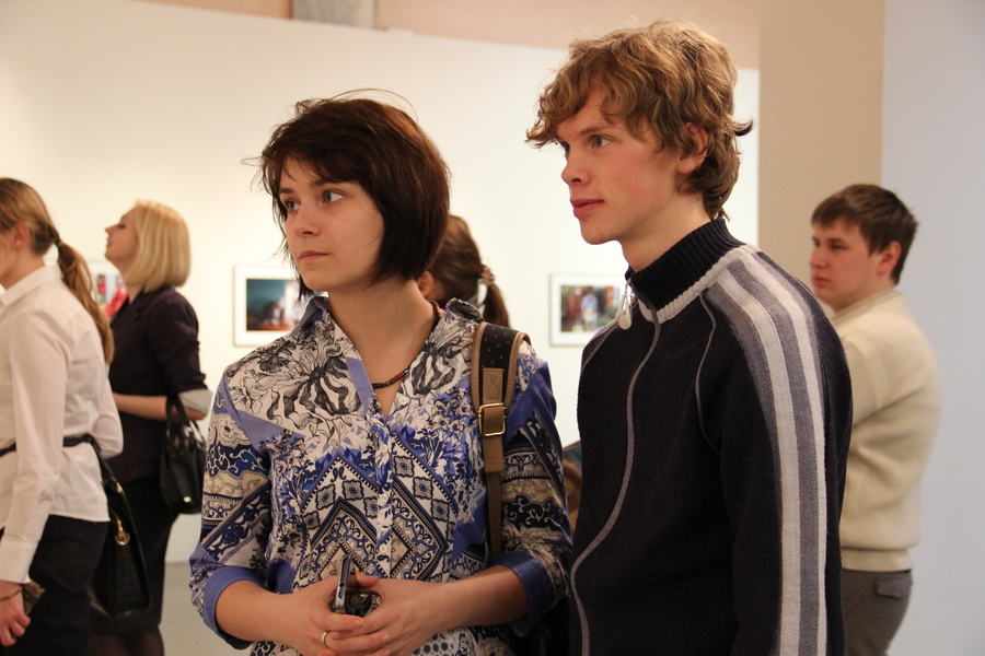 Фотопересказ 2012 года в музее PERMM - фото 47