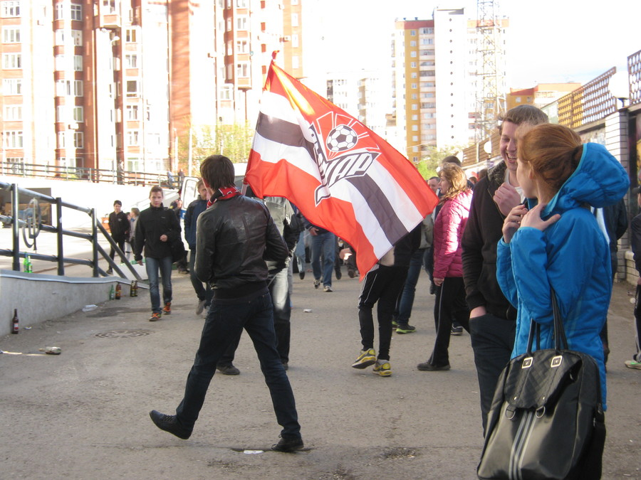 Пермский «Амкар» одержал победу над «Ростовом»