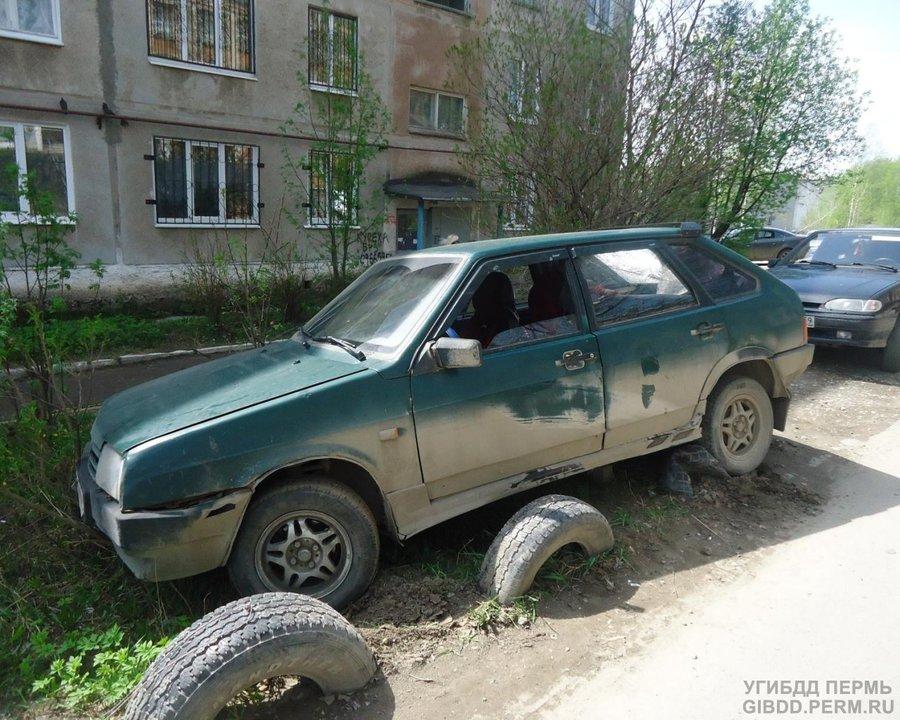 В Березниках погибла 5-летняя девочка под колесами автомобиля пьяной водительницы