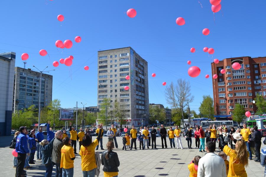 В Перми прошла акция в память умерших от СПИДа