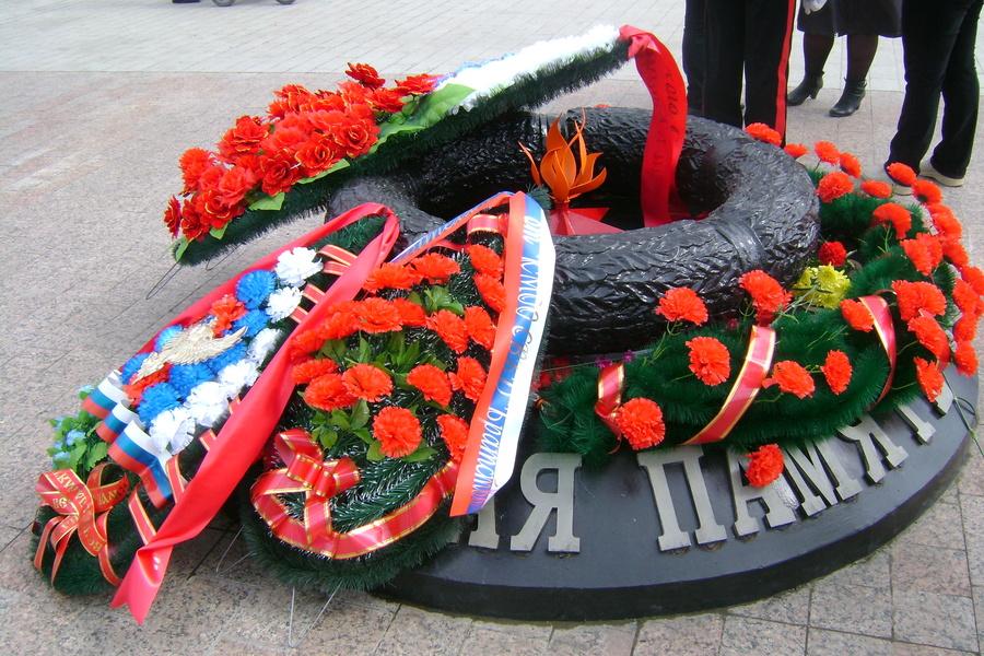 В Кунгуре прошел парад Победы