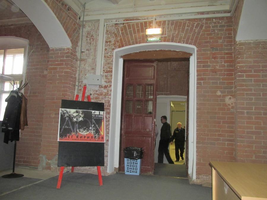 В пермской Арт-резиденции открылась выставка «Aion»