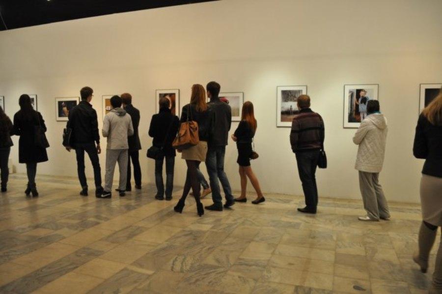Ночь в пермском музее современного искусства