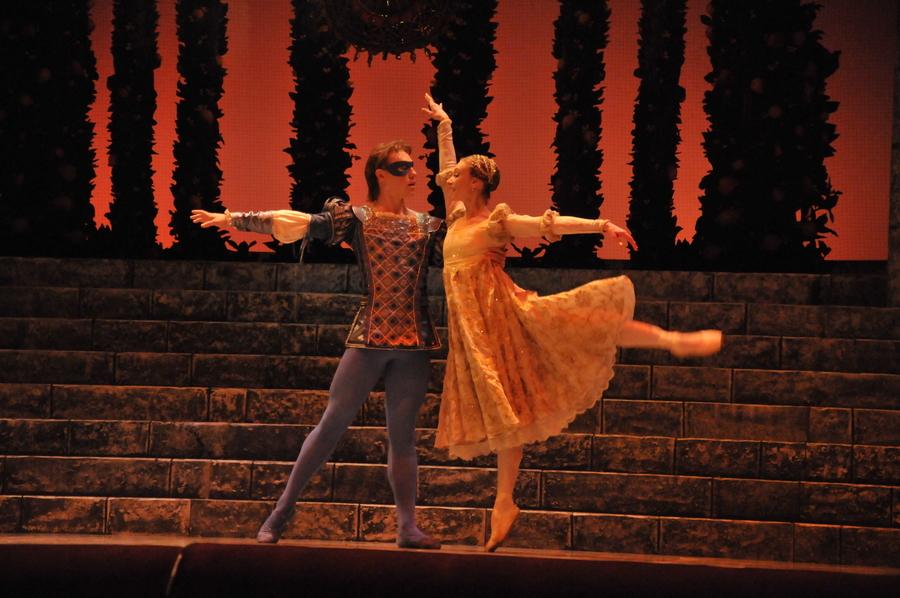 Дягилевские сезоны: Ромео и Джульетта снова в Перми