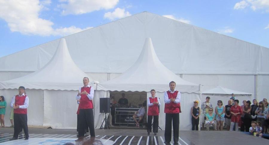 Танцевальная площадка ЯDANCE удивила пермяков нестандартным перфомансом - фото 3