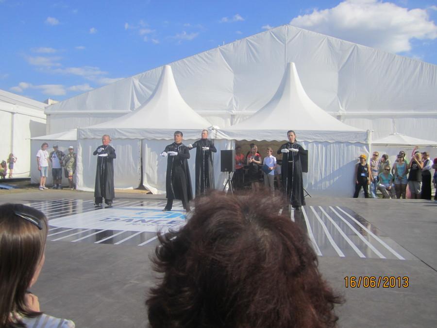 Танцевальная площадка ЯDANCE удивила пермяков нестандартным перфомансом - фото 16