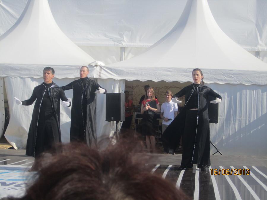 Танцевальная площадка ЯDANCE удивила пермяков нестандартным перфомансом - фото 6
