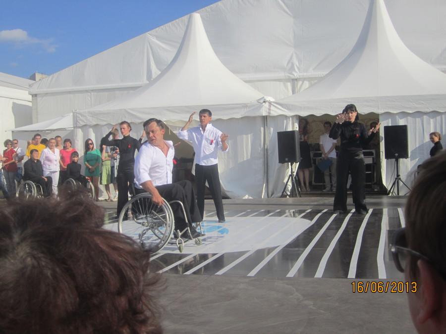 Танцевальная площадка ЯDANCE удивила пермяков нестандартным перфомансом - фото 20