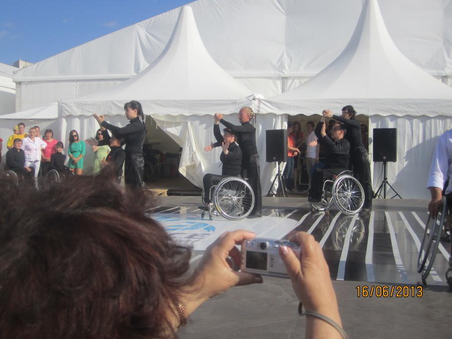 Танцевальная площадка ЯDANCE удивила пермяков нестандартным перфомансом - фото 10