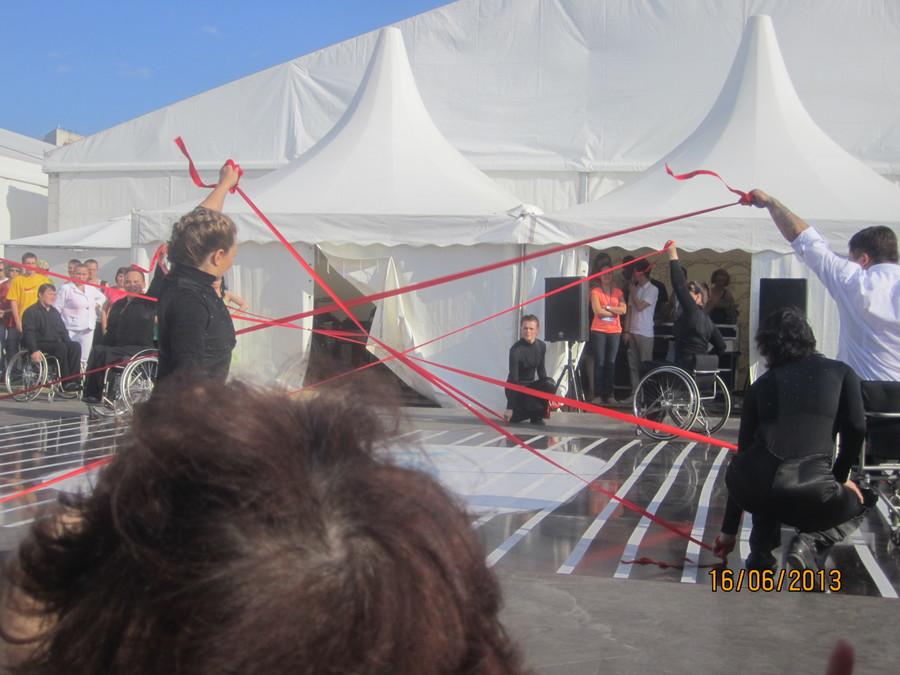 Танцевальная площадка ЯDANCE удивила пермяков нестандартным перфомансом - фото 11