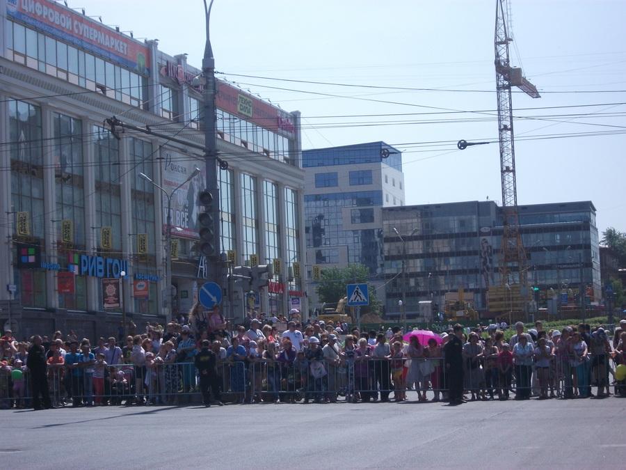 Пермь отметила свое 290-летие