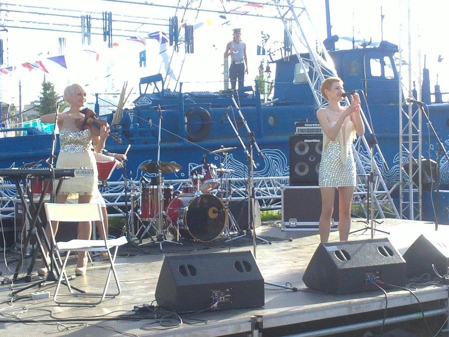 Московские парижанки понравились пермякам