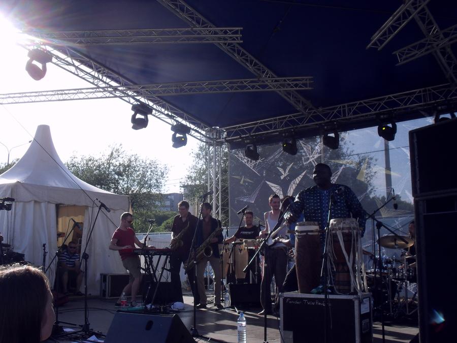 Музыканты из Амстердама заставили пермяков прыгать и танцевать