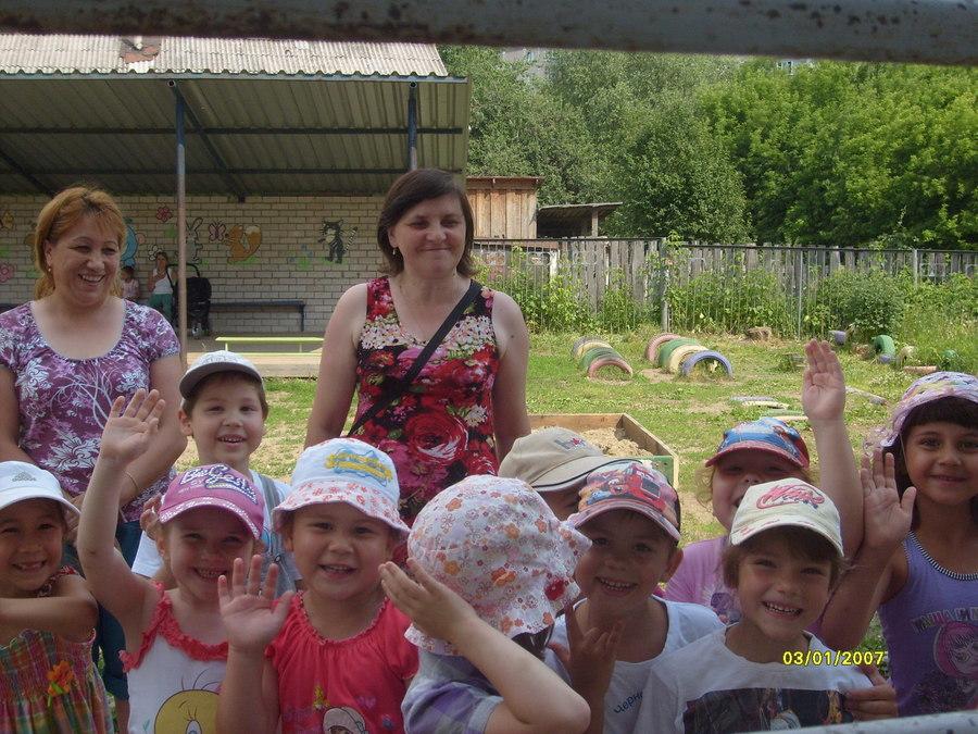 Ребята из детского сада №265 готовятся встать на колеса - фото 1