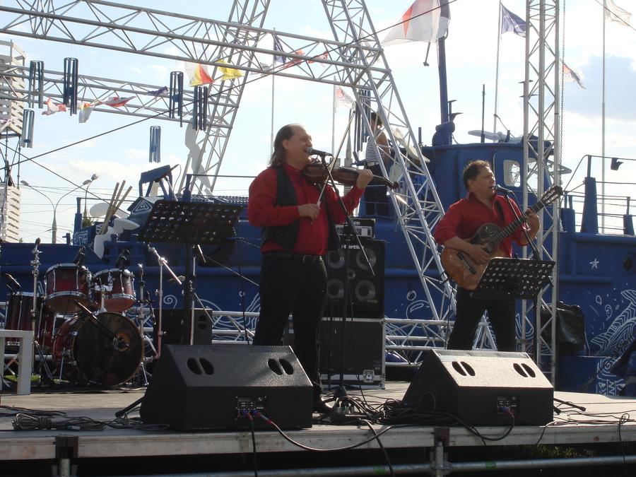 В Перми выступила группа «Трио «GYPSY FUN»