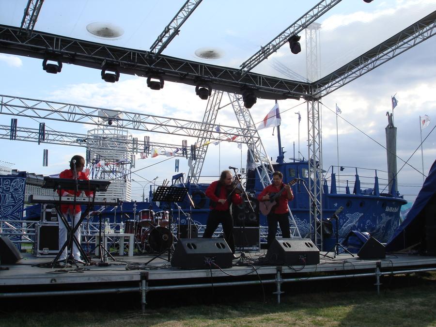 В Перми выступила группа «Трио «GYPSY FUN» - фото 4