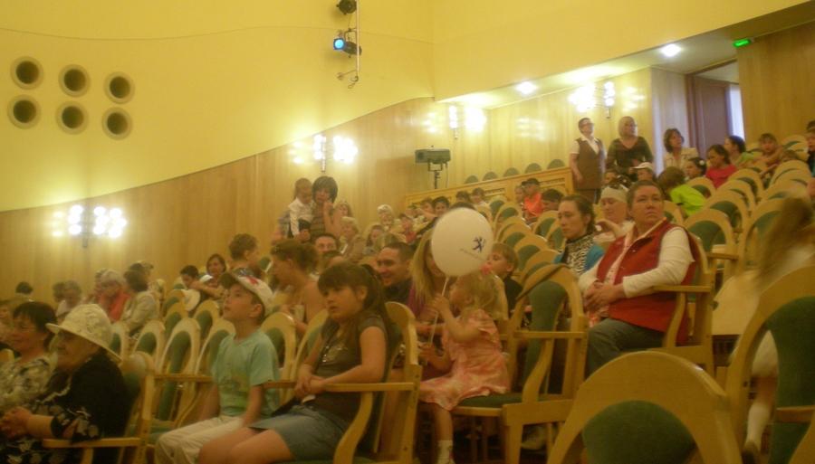 В Пермском органном зале состоялся концерт к Дню защиты детей