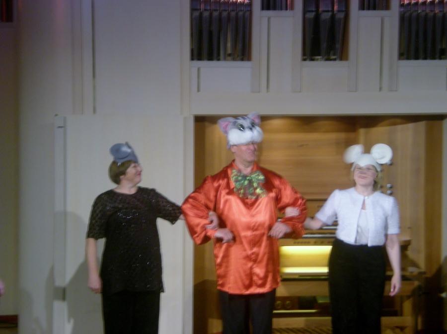 В Пермском органном зале состоялся концерт к Дню защиты детей - фото 18