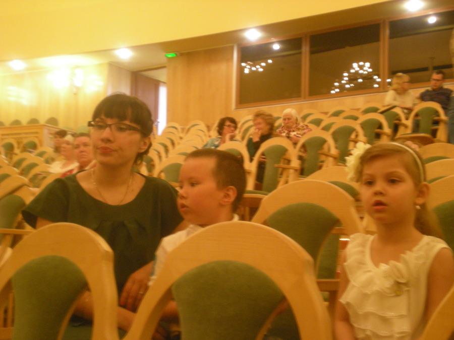 В Пермском органном зале состоялся концерт к Дню защиты детей - фото 19