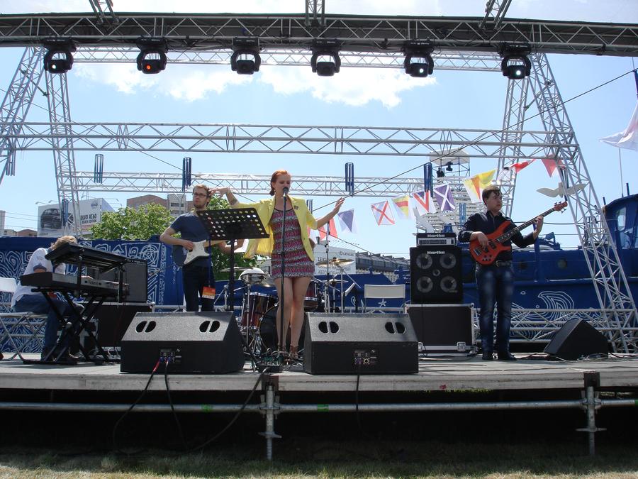 В Перми начался фестиваль в фестивале