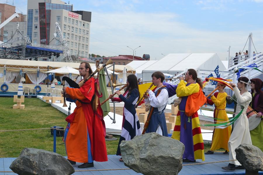 В Пермь пришло Средневековье